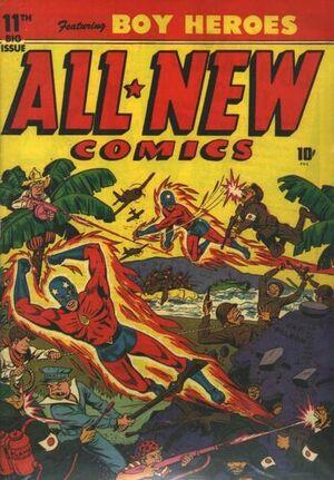 All-New Comics Vol 1 11