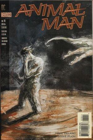 Animal Man Vol 1 70