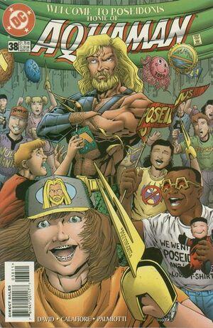 Aquaman Vol 5 38