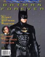 Batman Forever Poster Magazine Vol 1 1