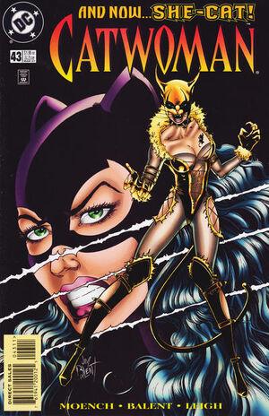 Catwoman Vol 2 43