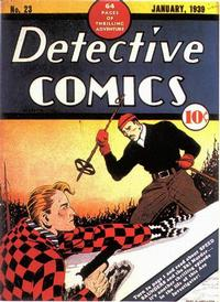 Detective Comics Vol 1 23