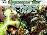 Green Lantern Corps Vol 2 55