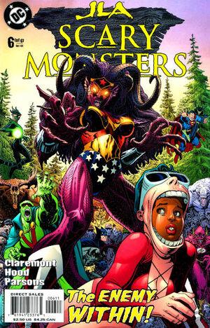 JLA Scary Monsters Vol 1 6