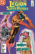 Legion of Super-Heroes Vol 2 343