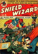 Shield-Wizard Comics Vol 1 5