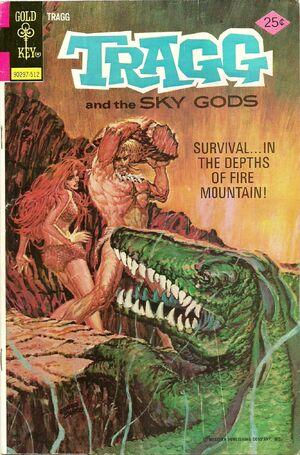 Tragg and the Sky Gods Vol 1 3