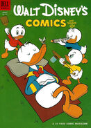 Walt Disney's Comics and Stories Vol 1 167