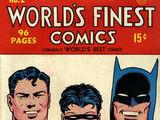 World's Finest Vol 1 2