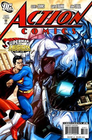 Action Comics Vol 1 858