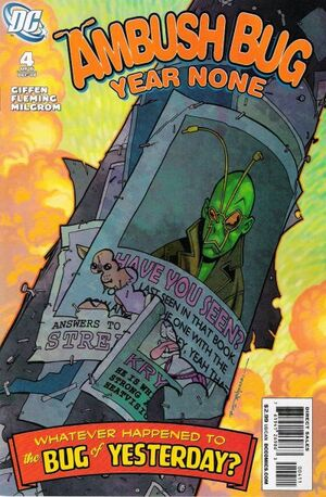 Ambush Bug Year None Vol 1 4