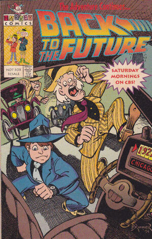 Back to the Future Special Vol 1 1