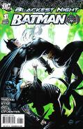 Blackest Night Batman Vol 1 1
