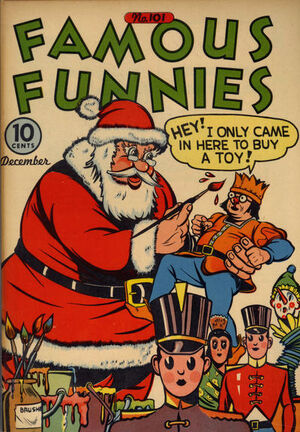 Famous Funnies Vol 1 101