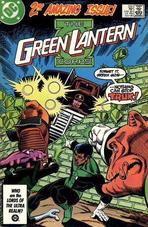 Green Lantern Vol 2 202