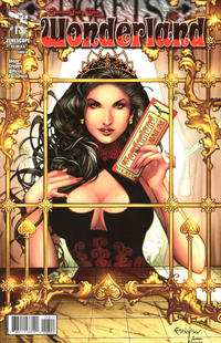 Grimm Fairy Tales Presents Wonderland Vol 1 13