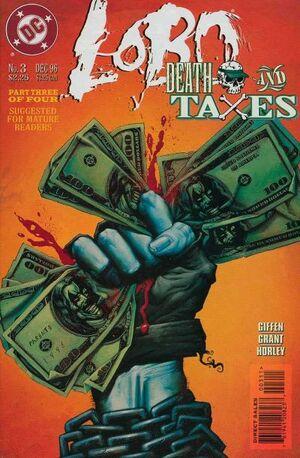 Lobo Death and Taxes Vol 1 3