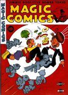 Magic Comics Vol 1 40