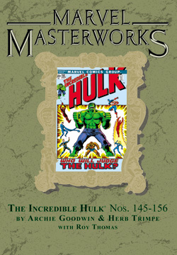 Marvel Masterworks Vol 1 212