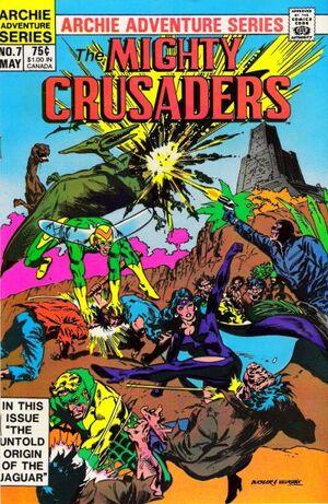 Mighty Crusaders Vol 2 7