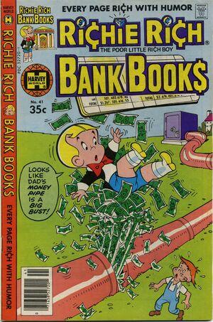 Richie Rich Bank Books Vol 1 41
