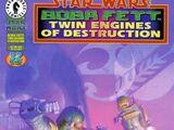 Star Wars: Boba Fett - Twin Engines of Destruction Vol 1 1
