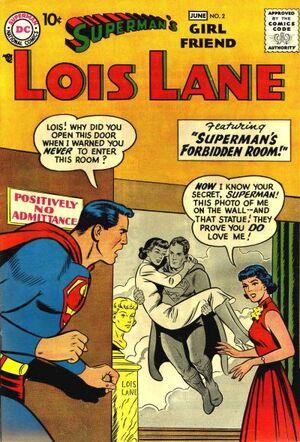 Superman's Girlfriend, Lois Lane Vol 1 2