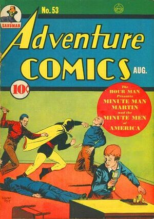 Adventure Comics Vol 1 53