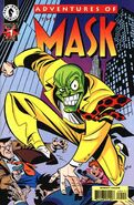 Adventures of the Mask Vol 1 1