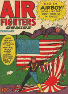 Air Fighters Comics Vol 2 5