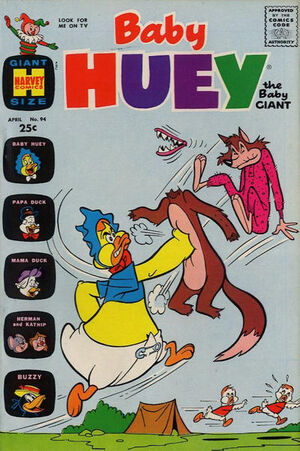 Baby Huey Vol 1 94