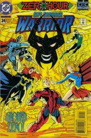 Guy Gardner Warrior Vol 1 24