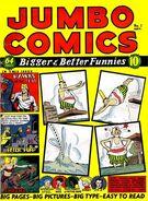 Jumbo Comics Vol 1 1