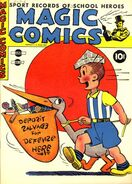 Magic Comics Vol 1 35