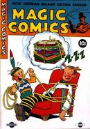 Magic Comics Vol 1 41