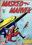 Masked Marvel Vol 1 1