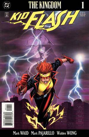 The Kingdom Kid Flash Vol 1 1