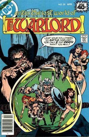 Warlord Vol 1 20