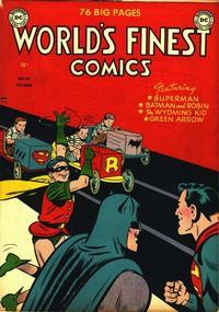 World's Finest Comics Vol 1 44