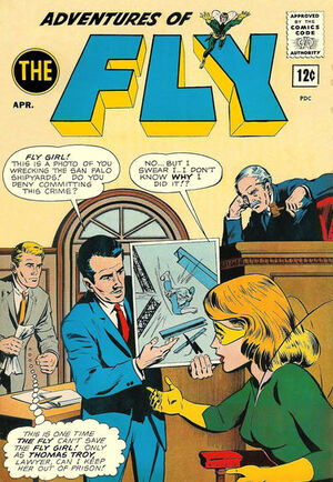 Adventures of the Fly Vol 1 25