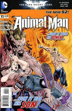 Animal Man Vol 2 11