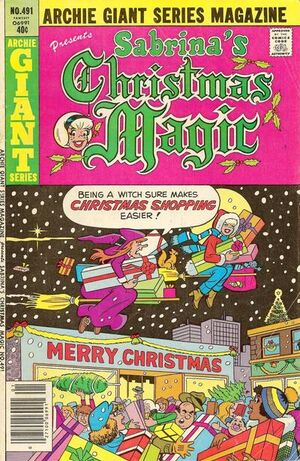 Archie Giant Series Magazine Vol 1 491