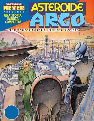 Asteroide Argo Vol 1 2