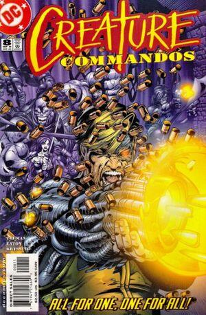 Creature Commandos Vol 1 8