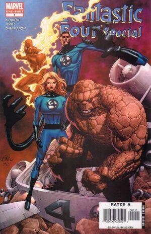 Fantastic Four Special Vol 1 1
