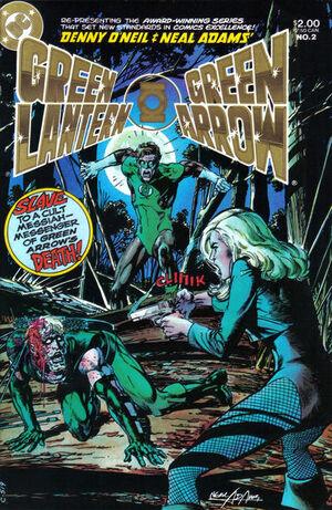 Green Lantern Green Arrow Vol 1 2