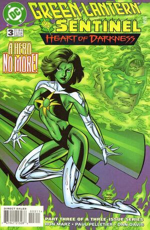 Green Lantern Sentinel Heart of Darkness Vol 1 3