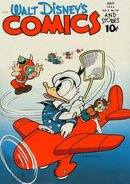 Walt Disney's Comics and Stories Vol 1 34