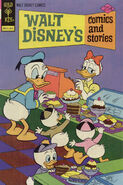 Walt Disney's Comics and Stories Vol 1 422
