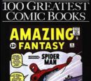100 Greatest Comic Books Vol 1 1